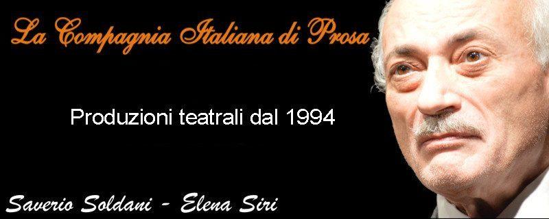 La Compagnia Italiana di prosa